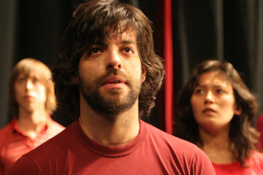 Miguel Gutierrez. Photo by Alex Escalante.